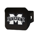 Fanmats 21057 Mississippi State Black Hitch Cover 3.4
