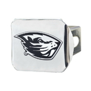 Fanmats 21324 Oregon State University Chrome Hitch Cover 3.4