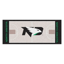 Fanmats 21686 North Dakota Basketball Court Runner 30