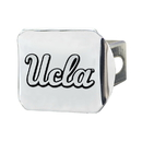Fanmats 21870 University of California - Los Angeles (UCLA) Chrome Hitch Cover 3.4
