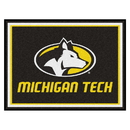 Fanmats 22080 Michigan Tech University  87