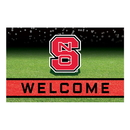 Fanmats 22119 North Carolina State University 18
