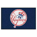 Fanmats 22341 MLB - New York Yankees Primary Logo Ulti-Mat 59.5