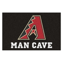 Fanmats 22371 MLB - Arizona Diamondbacks Man Cave Starter Rug 19