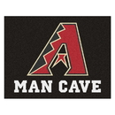 Fanmats 22372 MLB - Arizona Diamondbacks Man Cave All-Star Mat 33.75