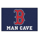 Fanmats 22383 MLB - Boston Red Sox Man Cave Starter Rug 19