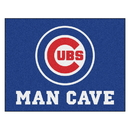 Fanmats 22388 MLB - Chicago Cubs Man Cave All-Star Mat 33.75