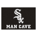 Fanmats 22391 MLB - Chicago White Sox Man Cave Starter Rug 19