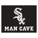 Fanmats 22392 MLB - Chicago White Sox Man Cave All-Star Mat 33.75