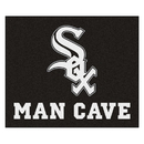 Fanmats 22393 MLB - Chicago White Sox Man Cave Tailgater Rug 59.5