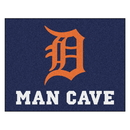 Fanmats 22408 MLB - Detroit Tigers Man Cave All-Star Mat 33.75