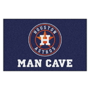 Fanmats 22414 MLB - Houston Astros Man Cave UltiMat 59.5