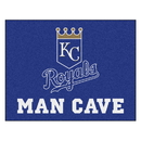 Fanmats 22416 MLB - Kansas City Royals Man Cave All-Star Mat 33.75
