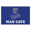 Fanmats 22418 MLB - Kansas City Royals Man Cave UltiMat 59.5