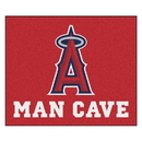 Fanmats 22421 MLB - Los Angeles Angels Man Cave Tailgater Rug 59.5