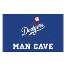 Fanmats 22426 MLB - Los Angeles Dodgers Man Cave UltiMat 59.5