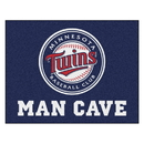 Fanmats 22436 MLB - Minnesota Twins Man Cave All-Star Mat 33.75