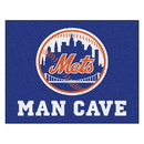 Fanmats 22440 MLB - New York Mets Man Cave All-Star Mat 33.75