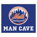 Fanmats 22441 MLB - New York Mets Man Cave Tailgater Rug 59.5