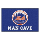 Fanmats 22442 MLB - New York Mets Man Cave UltiMat 59.5