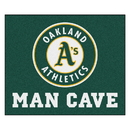 Fanmats 22449 MLB - Oakland Athletics Man Cave Tailgater Rug 59.5