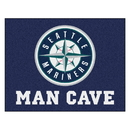 Fanmats 22468 MLB - Seattle Mariners Man Cave All-Star Mat 33.75