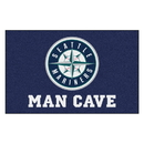 Fanmats 22470 MLB - Seattle Mariners Man Cave UltiMat 59.5