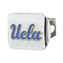 Fanmats 22627 University of California - Los Angeles (UCLA) Color Hitch Chrome 3.4