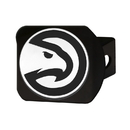 Fanmats 22718 NBA - Atlanta Hawks Black Hitch Cover 4 1/2