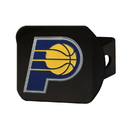Fanmats 22732 NBA - Indiana Pacers Color Hitch Black 3.4