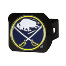 Fanmats 22759 NHL - Buffalo Sabres Color Hitch Black 3.4