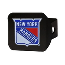Fanmats 22780 NHL - New York Rangers Color Hitch Black 3.4