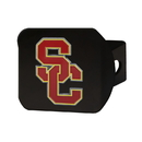 Fanmats 22822 University of Southern California Color Hitch Black 3.4