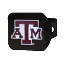 Fanmats 22826 Texas A&M University Color Hitch Black 3.4