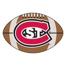 Fanmats 2282 St. Cloud State Football Rug 20.5