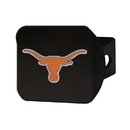 Fanmats 22830 University of Texas Color Hitch Black 3.4