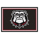 Fanmats 22884 Georgia Black New Bulldog 59.5