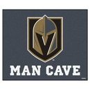 Fanmats 22897 NHL - Vegas Golden Knights Man Cave Tailgater Rug 59.5