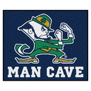 Fanmats 22932 Notre Dame Man Cave Tailgater Rug 59.5
