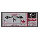 Fanmats 23111 NFL - Atlanta Falcons Ticket Runner 30