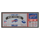 Fanmats 23113 NFL - Buffalo Bills Ticket Runner 30