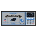 Fanmats 23114 NFL - Carolina Panthers Ticket Runner 30
