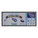 Fanmats 23140 NFL - Tennessee Titans Ticket Runner 30