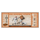Fanmats 23147 Oklahoma State University Ticket Runner 30