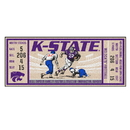 Fanmats 23149 Kansas State University Ticket Runner 30