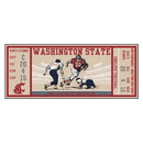 Fanmats 23151 Washington State University Ticket Runner 30