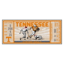 Fanmats 23156 University of Tennessee Ticket Runner 30