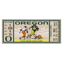 Fanmats 23157 University of Oregon Ticket Runner 30
