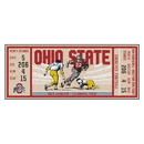 Fanmats 23168 Ohio State University Ticket Runner 30