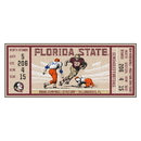 Fanmats 23170 Florida State University Ticket Runner 30